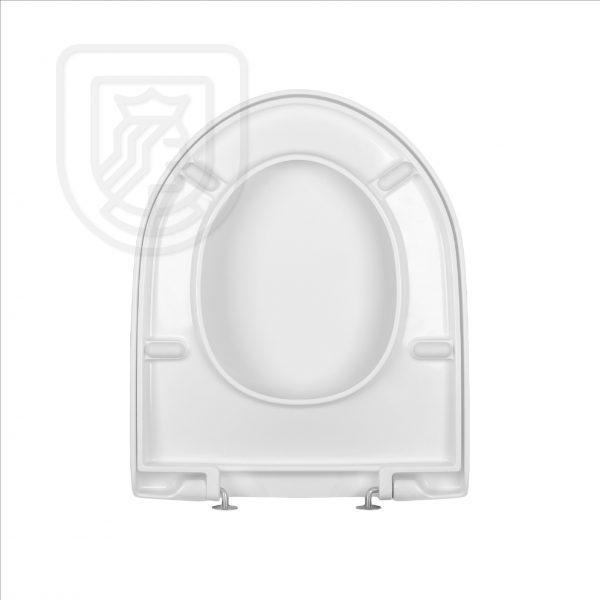 Deska sedesowa WC do Cersanit Olimpia metal
