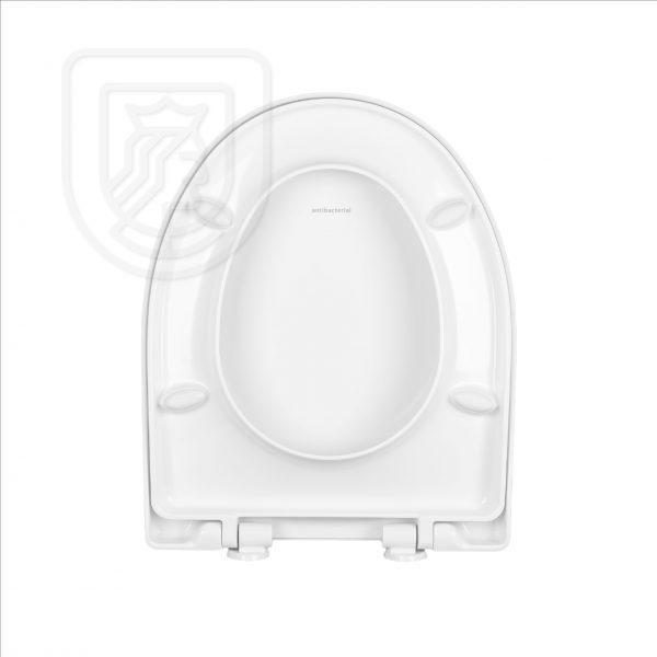 Deska sedesowa WC do Cersanit Yasmine Wolnopadająca