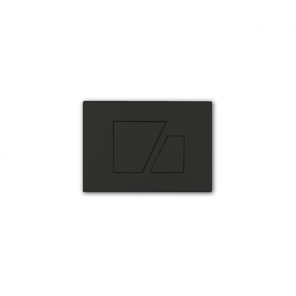 Przycisk spłukujący Sanit S707 czarny
