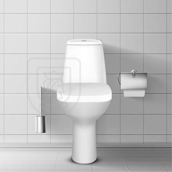 Deska sedesowa WC do Roca Debba Wypinana