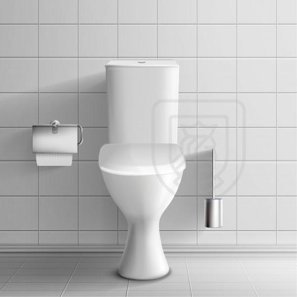 Deska sedesowa WC do Roca Giralda Wolnopadająca