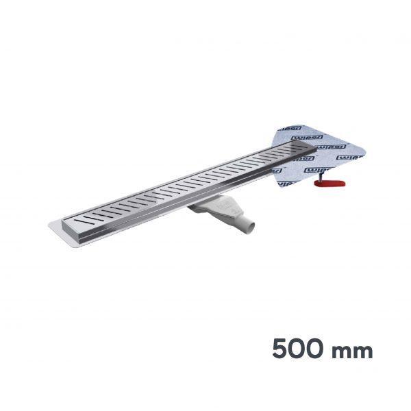 Odwodnienie Liniowe Wiper New Premium 500mm