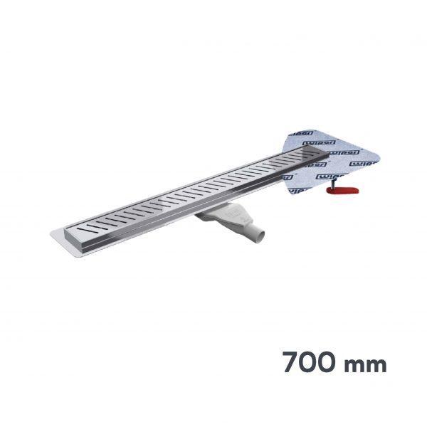 Odwodnienie Liniowe Wiper New Premium 700mm