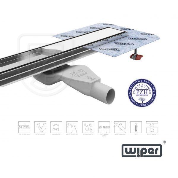Odwodnienie Liniowe Wiper New Premium