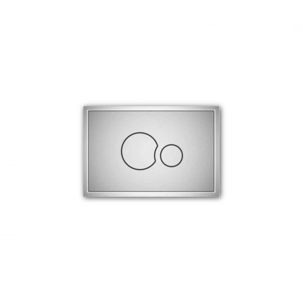 Przycisk spłukujący Sanit KS706 chrom
